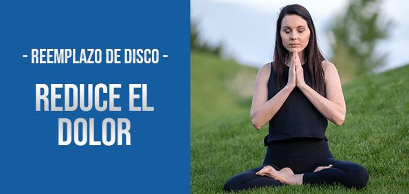 Banner Reemplazo de disco Doctores Especialistas