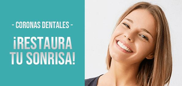 Banner Corona Dental Doctores Especialistas