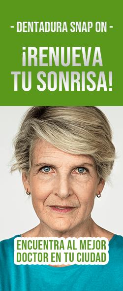Banner Dentadura sobre implantes Doctores Especialistas