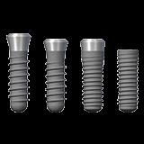 Imagen ilustrativa de implante dental