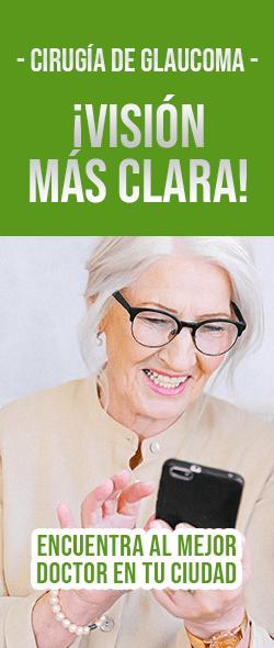 Banner Cirugía de glaucoma Doctores Especialistas