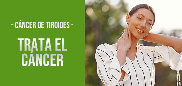 Banner cancer de tiroides Doctores Especialistas