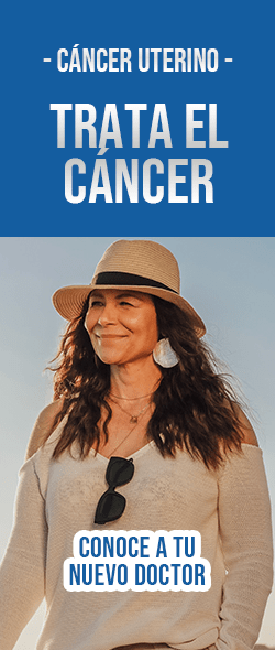 Banner cancer de uterino Doctores Especialistas