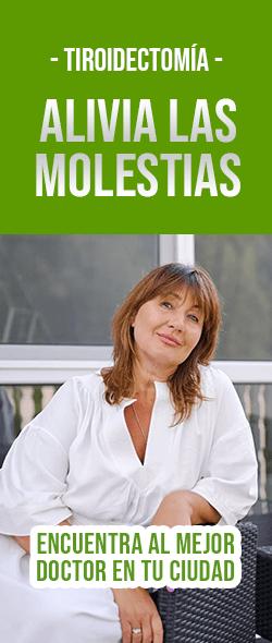 Banner tiroidectomia Doctores Especialistas