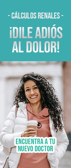 Banner Cálculos renales Doctores Especialistas