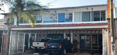 Dentista clinica exterior Ajijic