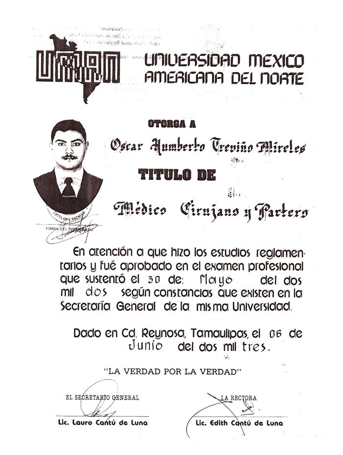 Certificado Bariatra de Cancun