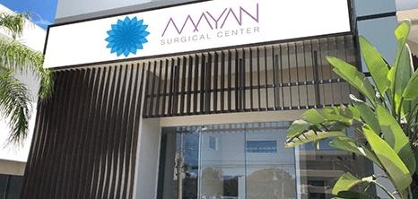 Cirugia Plastica clinica exterior Cancun