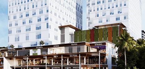 Clinica de Fertilidad clinica exterior Cancun