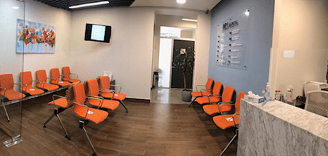 Clinica de Fertilidad clinica recepcion Cancun