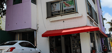 Dentista clinica exterior Cancun