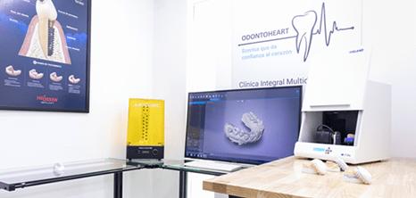 Dentista clinica recepcion Cancun