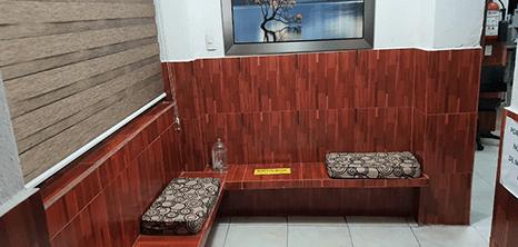 Ortopedia clinica recepcion Chiapas