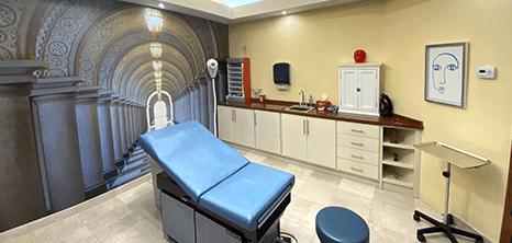 Cirugia Plastica clinica sala de exploracion Ciudad Juarez