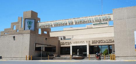 Oftalmologo clinica exterior Ciudad Juarez