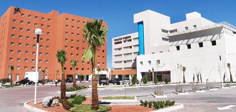 Ortopedia clinica exterior Ciudad Juarez