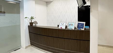 Ortopedia clinica recepcion Ciudad Juarez