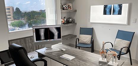 Ortopedia clinica sala de exploracion Ciudad Juarez