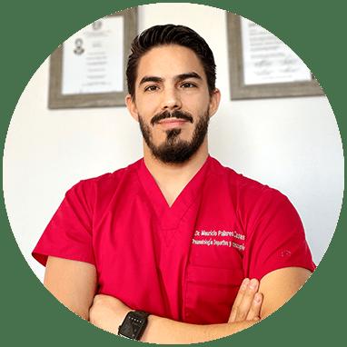 Ortopedista de Ciudad Juarez sonriendo