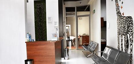 Ginecologia clinica recepcion Durango