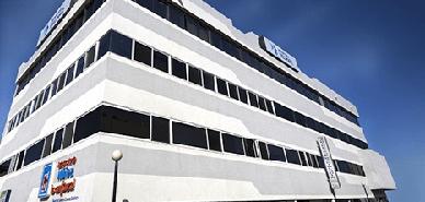 Entrada Hospital Ensenada