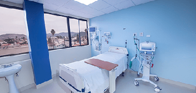Cuarto Hospital Ensenada
