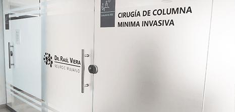 Neurocirugia clinica recepcion Guadalajara