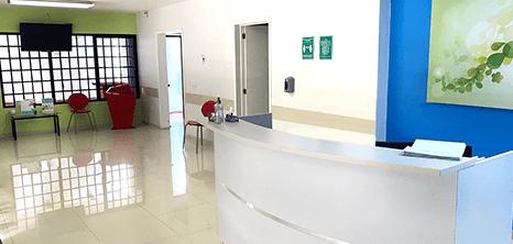 Dentista clinica recepcion Guadalajara