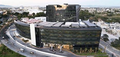 Ortopedia clinica exterior Guadalajara