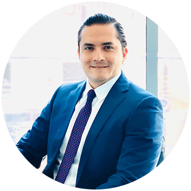 Urologo de Guadalajara sonriendo