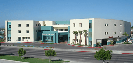 Bariatra clinica exterior Hermosillo