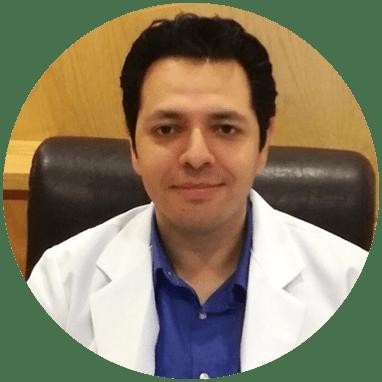 Ortopedista de Irapuato sonriendo