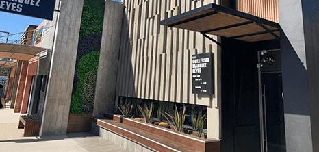 Dentista clinica exterior Los Algodones