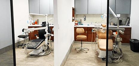 Dentista clinica sala de exploracion Los Algodones