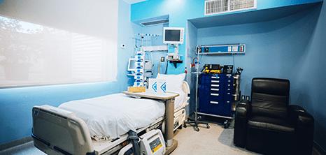 Quirofano Hospital Los Cabos