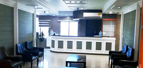 Cardiologia clinica recepcion Mazatlan