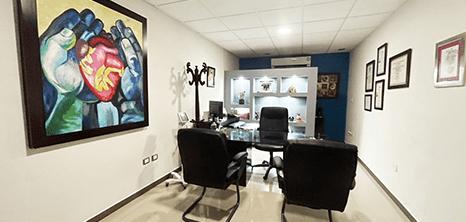 Cardiologia clinica sala de exploracion Mazatlan