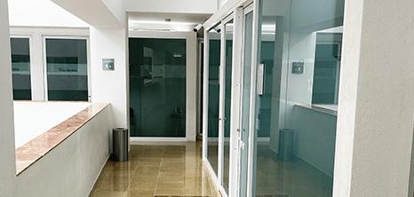 Ortopedia clinica recepcion Merida