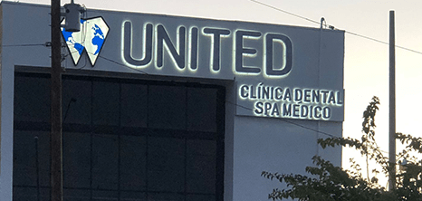 Dentista clinica exterior Merida