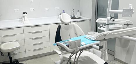 Dentista clinica sala de exploracion Merida