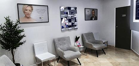 Cirugia Plastica clinica sala de exploracion Monterrey
