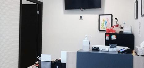 Neurocirugia clinica recepcion Monterrey