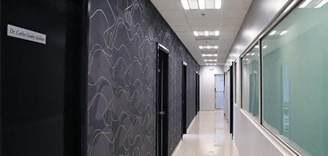 Ortopedia clinica recepcion Monterrey
