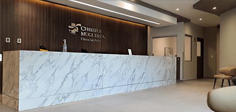 Urologia clinica recepcion Monterrey