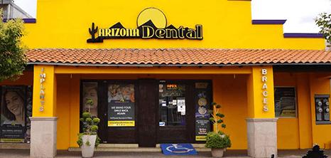 Dentista clinica exterior Nogales