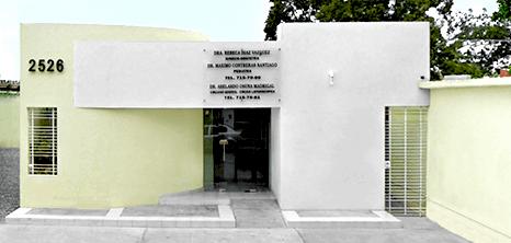 Bariatra clinica exterior Nuevo Laredo