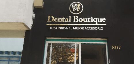 Dentista clinica exterior Oaxaca