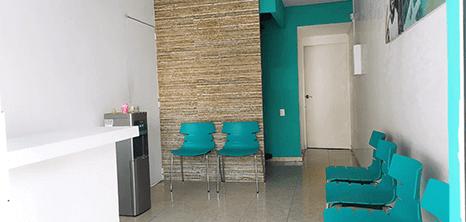 Dentista clinica recepcion Oaxaca