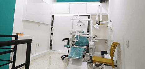 Dentista clinica sala de exploracion Oaxaca