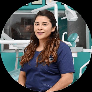 Dentista de Oaxaca sonriendo